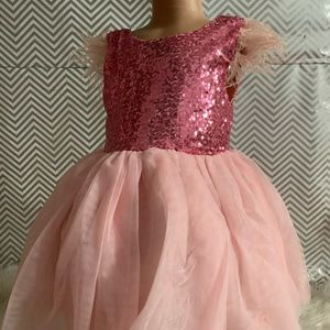Barbie candy dress for toddlers